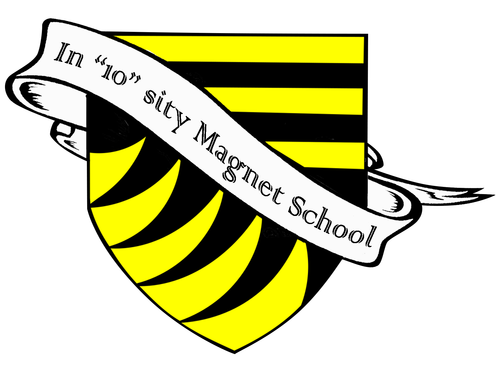 "Walton In""10""sity School of Excellence Logo"